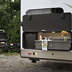 Small Outside Camp Kitchen (Select Models)