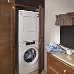 Washer & Dryer (Available on 304/316/320 only)