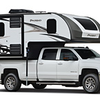 Palomino Backpack Edition Hard-Side MAX Truck Campers