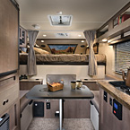 PALOMINO REAL-LITE HARD-SIDE TRUCK CAMPERS
