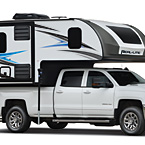 Palomino Real-Lite Hard-Side MAX Truck Campers
