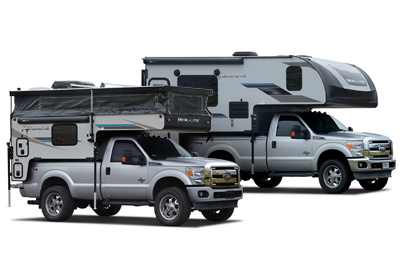 Real-Lite Truck Campers